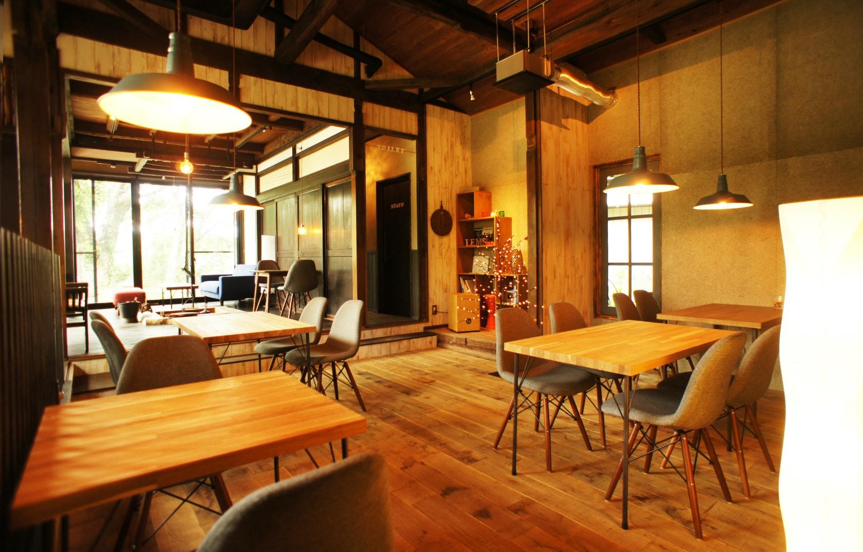 茨城・県北、大子町の素敵なカフェ情報サイト「大子カフェネット」。